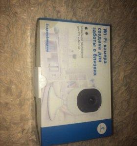 Видеонаблюдение IP-камера (возм как видеоняни )