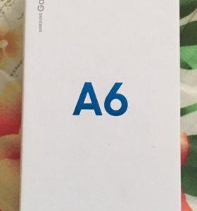 Продам Samsung А6