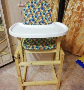 Стул для кормления(стол+стул)