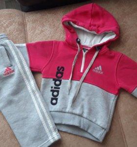 Костюм Adidas р 86-98