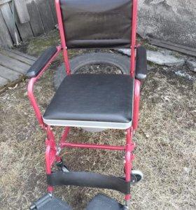 Инвалидное кресло-туалет