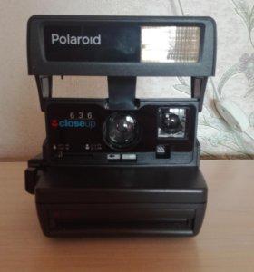 Легендарный фотоаппарат Полароид.