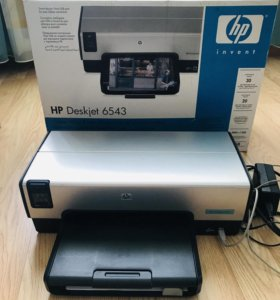 Принтер HP Deskjet 6543