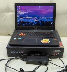 Asus ROG GL502VM IPS i7 GTX1060/3Gb 12Гб 1256Gb