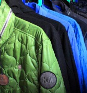 Куртка новая легкая голландской марки G-Star