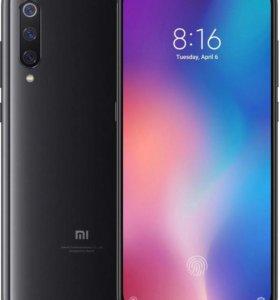 Xiaomi Mi 9 6+128(чехол стекло в подарок)