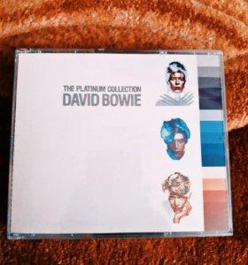 David Bowie. THE PLATINUM COLLECTION