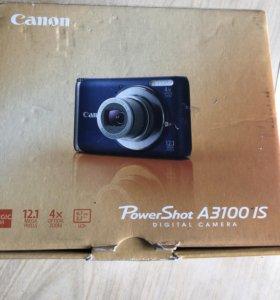 Фотоаппарат Кэнон А3100