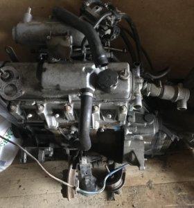 двигатель 2114+ коробка
