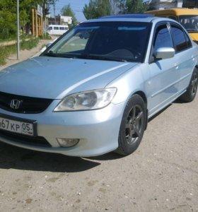 Honda Civic, 2004