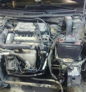 Двигатель golf 4, octavia tour 1.4 16v AXP