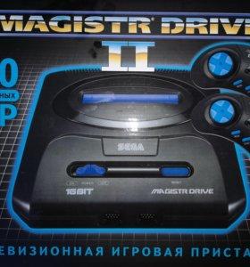 Sega Magistr Drive 2 (16 bit) + 160 игр