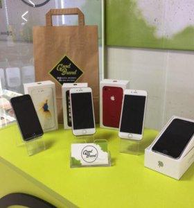 iPhone 5S/6/7/7+ магазин . Рассрочка
