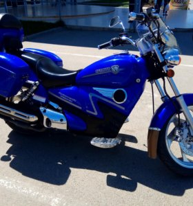 Мотоцикл Митсубиси CF Moto
