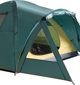 Палатка Гринелль лимерик 4 ,серая новая.