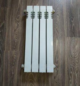 Чугунный радиатор отопления евро.