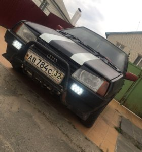 ВАЗ (Lada) 2109, 1995