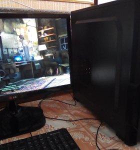 Игровой компьютер с Sapphire R9 280 3Gb