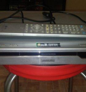 HDD/DVD RECORDER HDR578X
