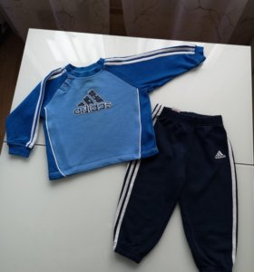 Спортивный костюм adidas, 86 рр