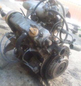 Двигатель 1.5л 8кл для ваз 2109-2110-2114