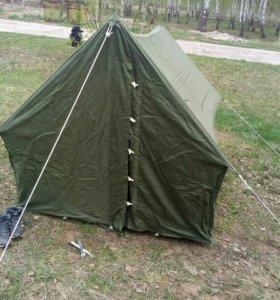 Палатка классная
