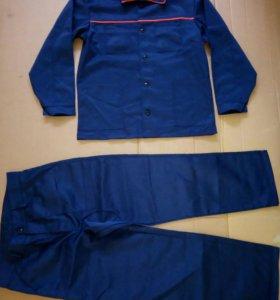 костюм и брюки(спецодежда)