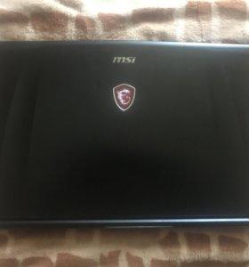 Ноутбук MSI Leopard pro