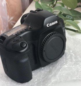 Canon 5d с объективом