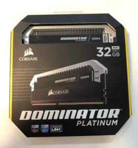 Corsair Dominator Platinum DDR4 16GBx2