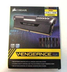 Corsair RGB Lighting DDR4 16GBx2