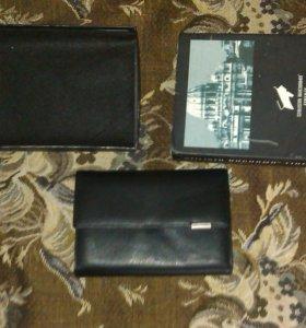 Новое итальянское портмоне, кошелёк.
