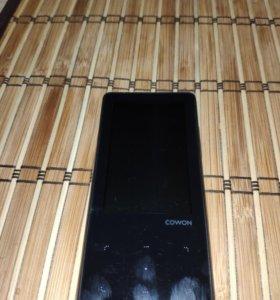 Мультимедийный плеер cowon iAudio-10 черный 32 гб