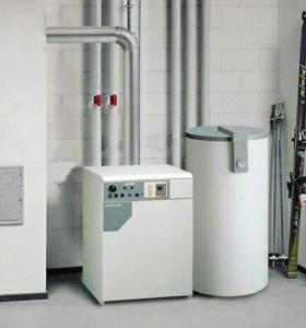 Качественное водоснабжение и отопление