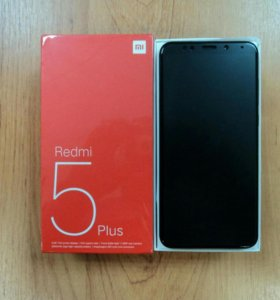 Обменяю Xiaomi redmi 5 plus 4/64 (Global)