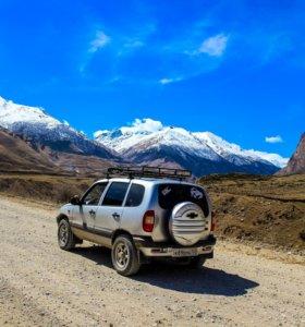Индивидуальные поездки по Северному Кавказу