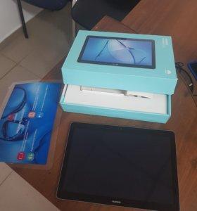 Новый мощный планшет Huawei MediaPad T3 10 4G(LTE)