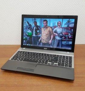 Мощный Acer Core i7-3632QM/4Gb/500Gb/GeForce 2Gb