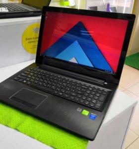 Игровой Lenovo Z50-70 с FHD i5 Nvidia GT840M 2Gb