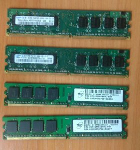 Модуль памяти DDR 2 512