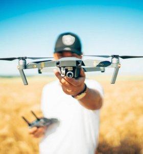 Фото и видео Квадрокоптер