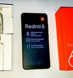 Xiaomi Redmi 6 4\64GB