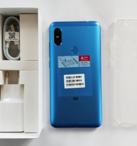 Xiaomi Redmi Note 6 Pro 3/32 Blue