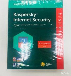 Антивирус Kaspersky lnternet Security