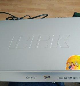 DVD PLAYER BBK