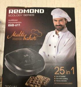 Мультипекарь Redmond