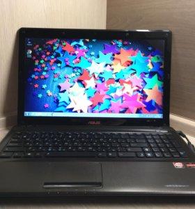 Ноутбук Asus X52 4x1.80GHz/4GB/320GB/AMD HD 5470
