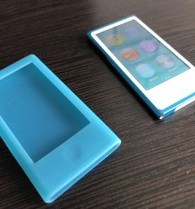Apple iPod nano 7 16Gb (синий)
