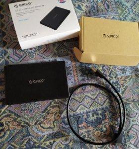 Внешний SSD 240Gb Kingston/Orico