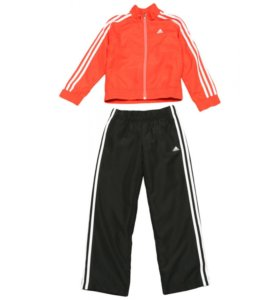 Новый утепленный спортивный костюм ADIDAS